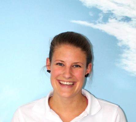 Physiotherapeutin Claudia Stadter