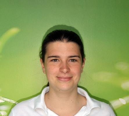 Physiotherapeutin Elisa Koschwitz