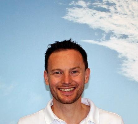 Physiotherapeut & Craniosakraltherapeut Matthias Bauer