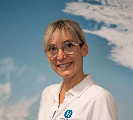 Physiotherapeutin Carolin Mahr Bischberg