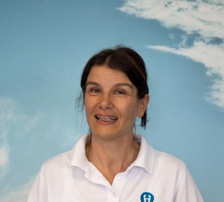 Physiotherapeutin Natascha Biedenbach