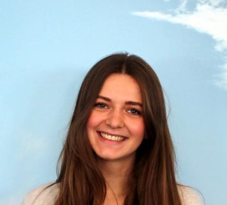 Auszubildende Werksstudentin Luzie Kornfeld